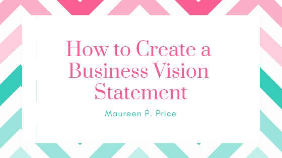 how to create a business vision statement