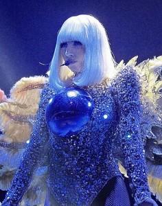 Lady Gaga ArtRave San Diego Opening