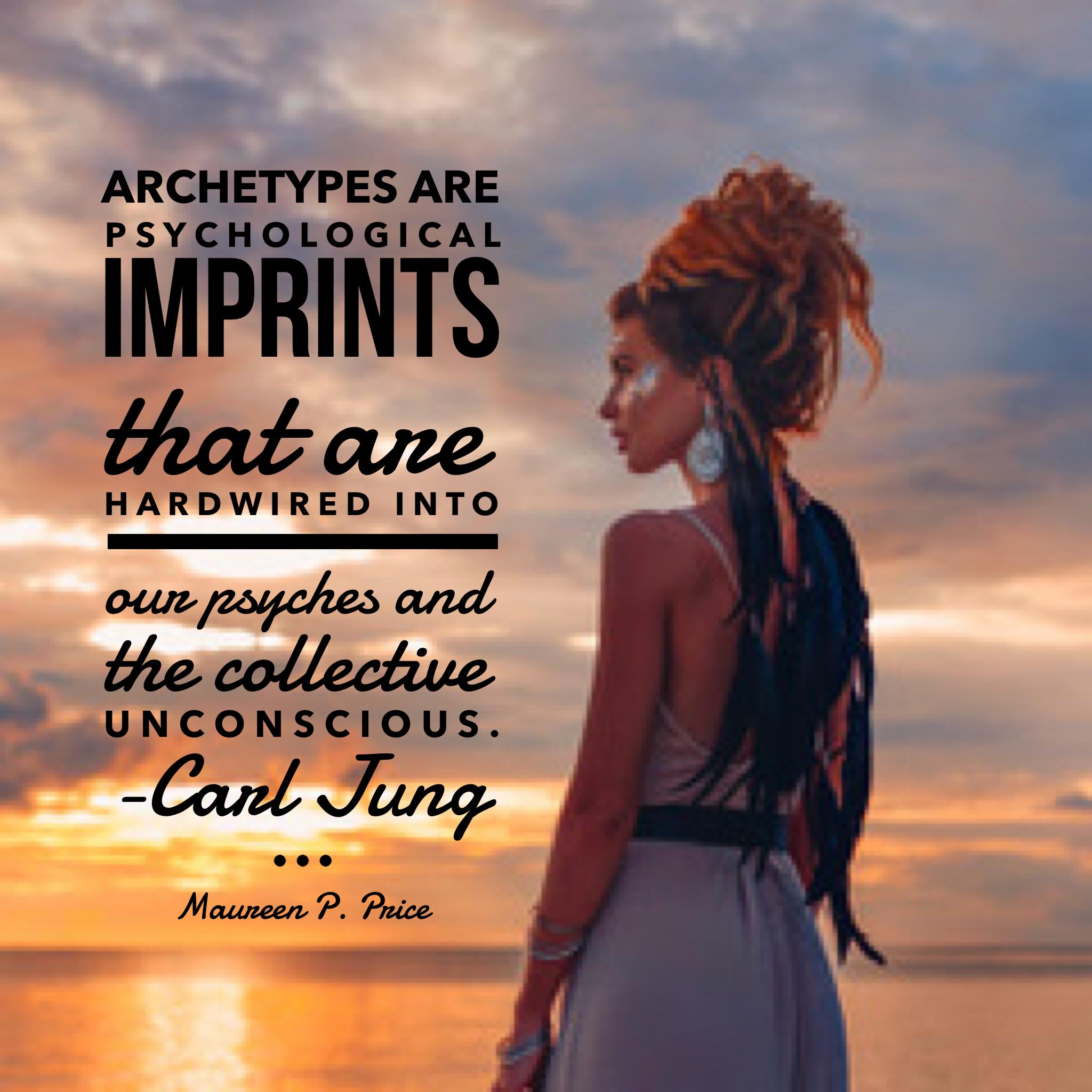 archetypes are psychological imprints