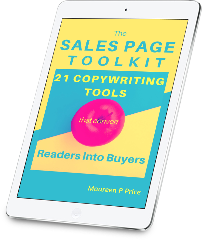 sales page toolkit