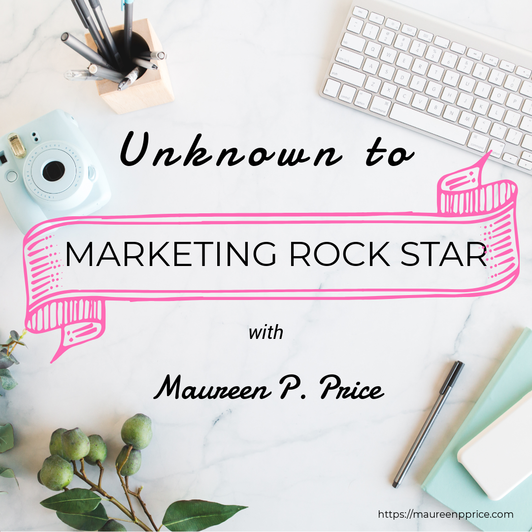 unknown to marketing rock star